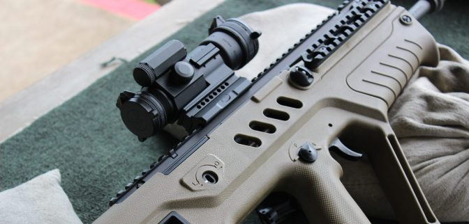 Tavor SAR Review