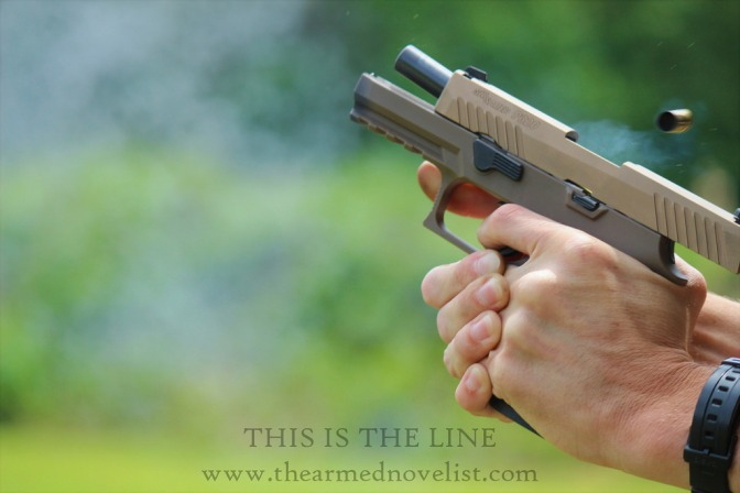 The SIG Sauer P320